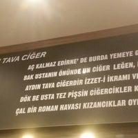 6/17/2018 tarihinde Nilay K.ziyaretçi tarafından Aydın Tava Ciğer & Izgara'de çekilen fotoğraf