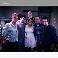 Photo taken at SiriusXM Studios by austin k. on 5/3/2013