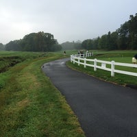 Photo taken at Francis Byrne Golf Course by Jon S. on 9/21/2014