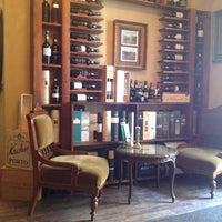 Photo taken at Porto coffee & wine by Lea J. on 10/18/2013