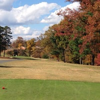 Photo taken at Belmont Golf Course by Nathan H. on 11/2/2013