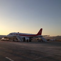 Photo taken at Şırnak Şerafettin Elçi Airport (NKT) by Nuri P. on 7/26/2013