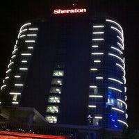3/11/2013 tarihinde Ferhat A.ziyaretçi tarafından Sheraton Bursa Hotel'de çekilen fotoğraf