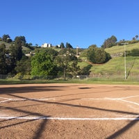 Photo taken at Owen Jones Memorial Field by Dana B. on 4/24/2014