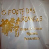 Photo taken at Forte das Crianças by Patrícia B. on 4/23/2013