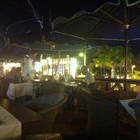 Photo taken at Restaurante El Faro by Julie V. on 9/16/2014