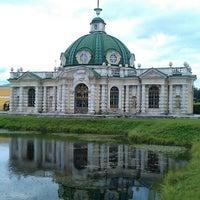 7/28/2013 tarihinde Владziyaretçi tarafından Kuskovo'de çekilen fotoğraf