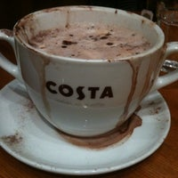 Photo taken at Costa Coffee by Jeannette on 12/19/2013