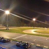 Photo taken at Racing Kart Zouk by Hs on 3/15/2013