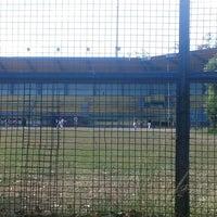 Photo taken at Rosario Sports Arena by RuNNiNG SuPLaDo on 3/20/2013