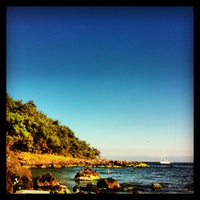 6/22/2013 tarihinde Zeynep Y.ziyaretçi tarafından Kalpazankaya Plajı'de çekilen fotoğraf