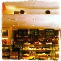 Photo taken at Euphorium Bakery by Zeynep Y. on 5/1/2013