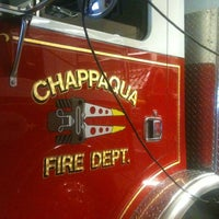 Photo taken at Chappaqua Fire Department by Jesse C. on 12/25/2012