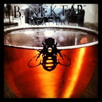 Photo taken at B. Nektar Meadery by Steven T. on 3/29/2013
