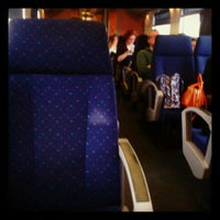 Photo taken at Trein Gent > Antwerpen by Lieven D. on 4/30/2013