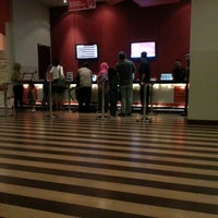 Photo taken at CGV Cinemas by Rahma R. on 5/25/2013