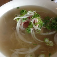 Photo taken at Pho One by Kristine on 6/17/2013