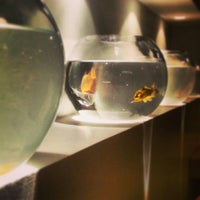 Photo taken at Origami Sushi Bar by Sabra Z. on 3/27/2013