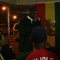Photo taken at Kafe Ujamaa by Floyd B. on 3/16/2013