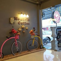 Photo taken at montrio coffee by ลูกชายคนที่ VIII™ on 2/17/2016