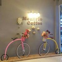 Photo taken at montrio coffee by ลูกชายคนที่ VIII™ on 4/30/2016