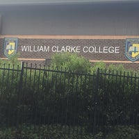 Photo taken at William Clarke College by Andrew P. on 3/28/2016