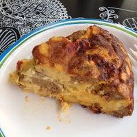 Photo taken at Chroma Café & Bakery by Tirameow D. on 11/9/2013