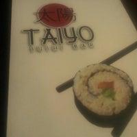 Foto scattata a Taiyo Sushi Bar da Kiko B. il 3/16/2013