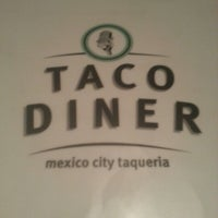 Photo taken at Taco Diner by Melissa P. on 10/20/2012