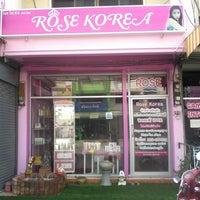 Photo taken at ร้าน Rose Korea by Rosy R. on 3/30/2013