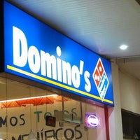 Photo taken at Domino's Pizza by Carlos H. on 4/7/2013