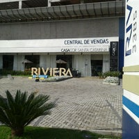 Photo taken at Casacor Riviera by Tiaguito B. on 6/28/2013