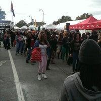 Photo taken at Taste of Atlanta by Syon on 10/27/2013