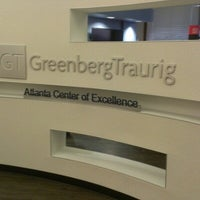 Photo taken at Greenberg Traurig ACE by Sunny S. on 11/2/2012