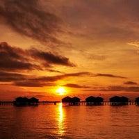 Photo taken at Irama Beach Resort by Nazri N. on 1/16/2013