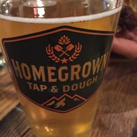Foto tomada en Homegrown Tap and Dough  por Chase Q. el 7/24/2015