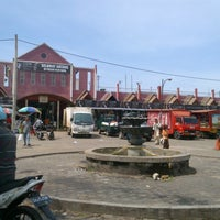 Photo taken at Pasar ulin by Andre P. on 3/30/2013