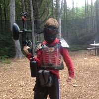 Photo taken at All Starr Paintball by Adam D. on 7/20/2013