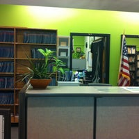 Photo taken at Neuberger Hall - Veteran Certification Office by Angie H. on 4/29/2013