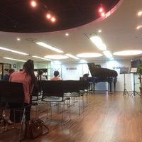 Photo taken at YAMAHA Artist Service Center by Hypatia L. on 8/8/2014