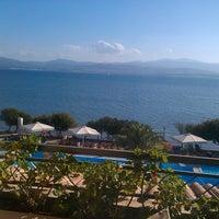 Photo taken at Negroponte Resort Eretria by Georgia Z. on 10/12/2013