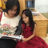 Photo taken at 首都图书馆 Capital Library of China by Yiping G. on 8/30/2015