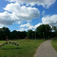 Photo taken at Городской парк by Artya T. on 7/20/2013