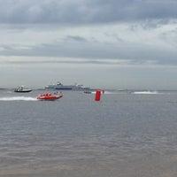 Photo taken at Пляж в Парке 300-летия by Linda on 5/26/2013