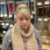 Photo taken at Michaels by Tyler H. on 3/16/2013