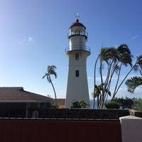 Photo taken at Diamond Head Lighthouse by Eduardo Q. on 11/27/2016