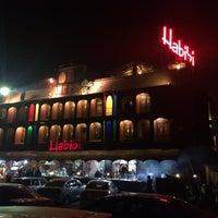 Photo taken at Habibi Restaurant by Farhad K. on 11/13/2014