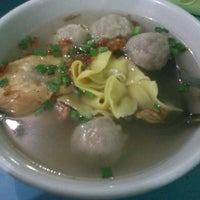 Photo taken at Bakso dan Es Campur Miroso by Fajar D. on 6/15/2013