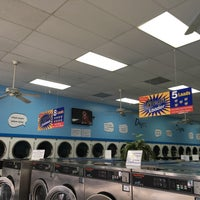 Photo taken at Kendall Coin Laundry, Inc. by Ramon R. on 5/11/2016