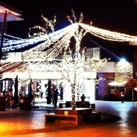 Photo taken at Eastgate Shopping Centre by Michał G. on 11/25/2012